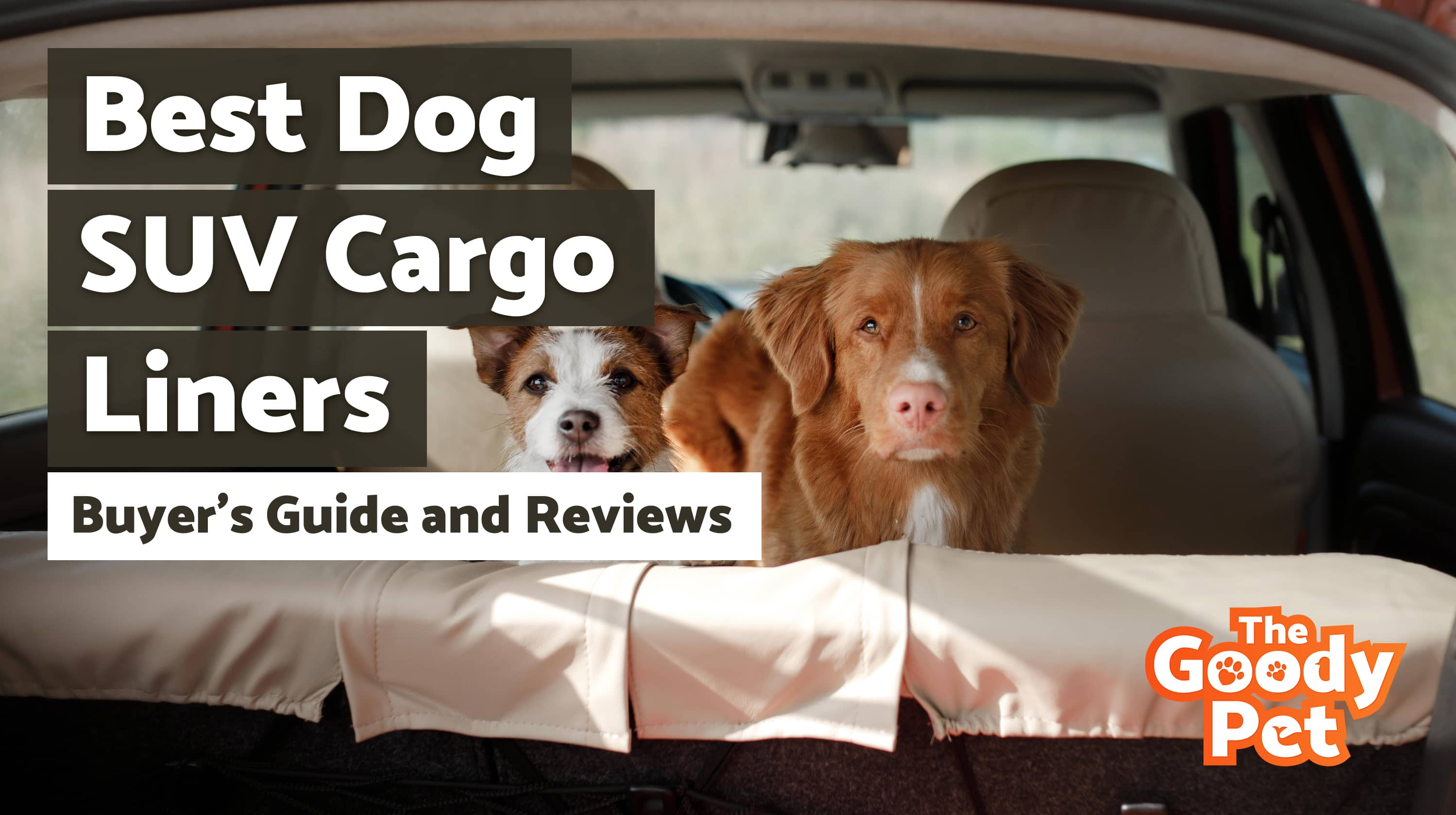 Best Dog SUV Cargo Liners For Car Rides – Our 2019 Reviews & Top Picks