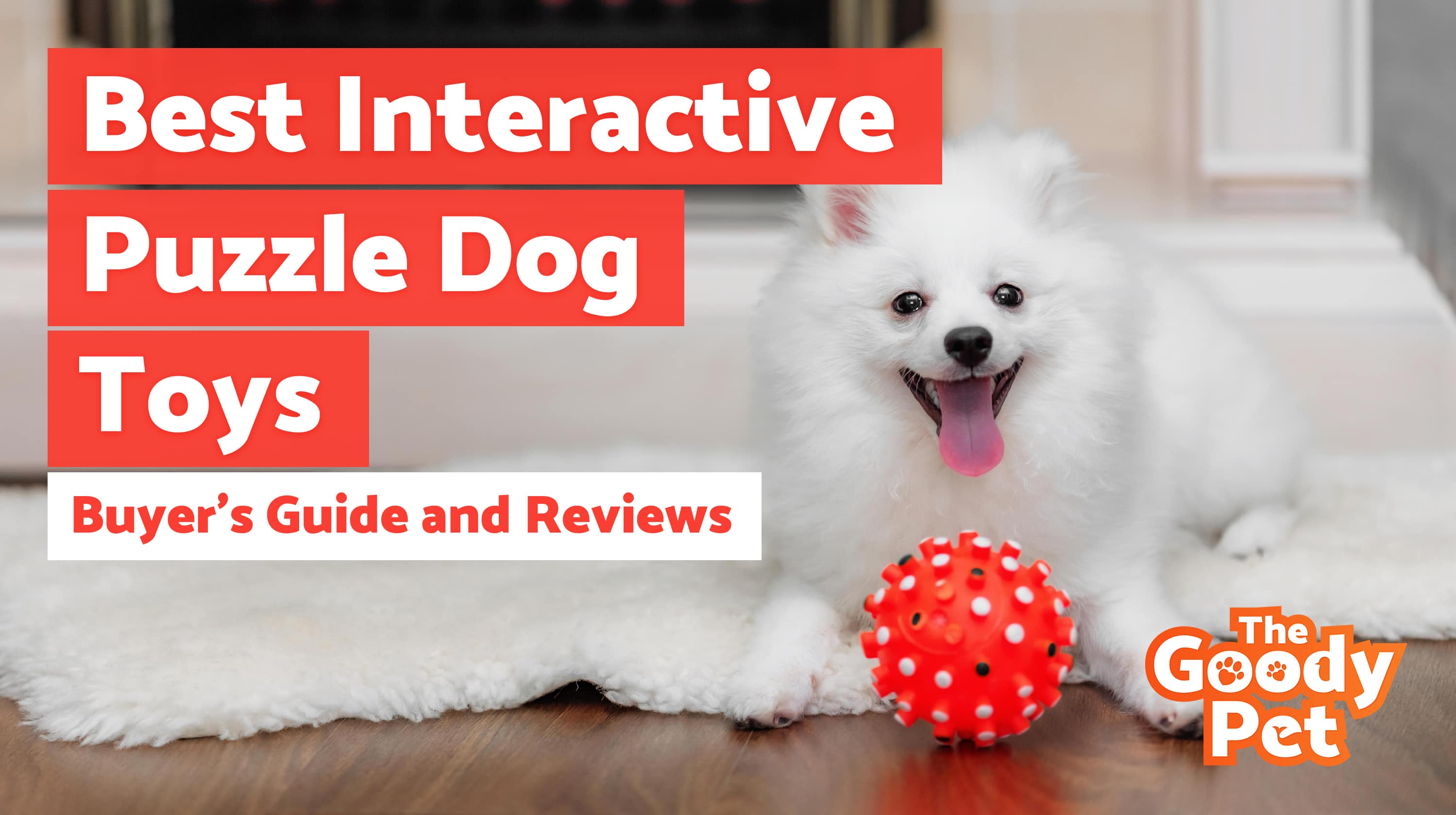 Best Interactive Dog Puzzle Toys For Your Furry Friend – Our 2019 Reviews & Top Picks