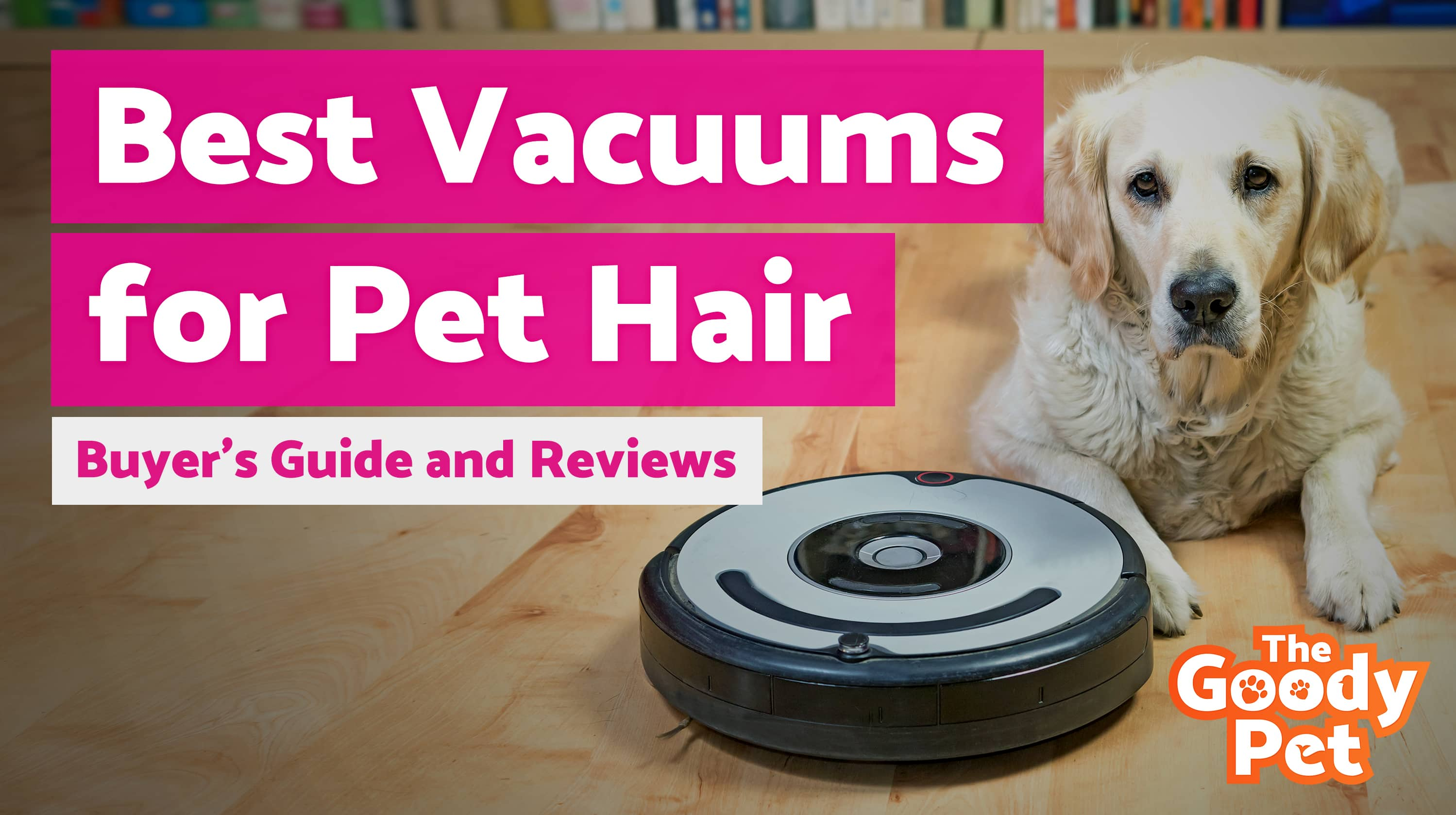 Best Vacuum Cleaners For Pet Hair 2020 Best Pet Hair Vacuum Cleaner (July 2019) | TheGoodyPet